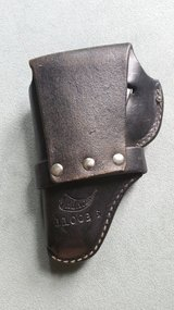 Vintage Leather Holster in Fort Benning, Georgia
