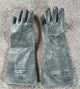 BRAND NEW Chemical Gloves SIZE MEDIUM in Columbus, Georgia