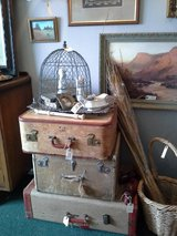 VINTAGE SUITCASES in Alamogordo, New Mexico