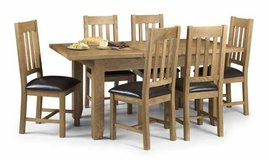 Solid American White Oak Dining Set - monthly payments possible in Cambridge, UK