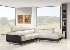 Sectional-Wavre-e - Chaise on right or left side - monthly payments possible in Cambridge, UK