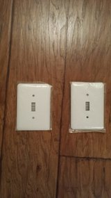 Metal Switchplates, New in Houston, Texas