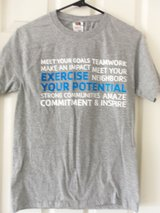 Adult Size Small Short Sleeve Motivating Shirts in Naperville, Illinois