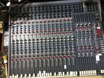 Allen & Heath 16 Channel Studio Mixer Reduced in Wiesbaden, GE