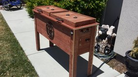 Country ice chest in Fairfield, California