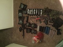 Paintball guns and extras in Alamogordo, New Mexico
