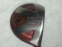 Driver! Taylor made Burner Bubble 2 Driver 9.5 Deg RH in Lockport, Illinois