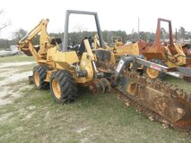 2000 860 Case Trencher / Backhoe in Conroe, Texas