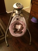 Baby swing in Fort Campbell, Kentucky