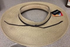 SUN HAT, OPEN TOP, NWT in Lakenheath, UK