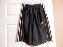 Boys Black Adidas Shorts in Fort Riley, Kansas