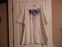 Mens 2XL Ecko White Shirt in Fort Riley, Kansas
