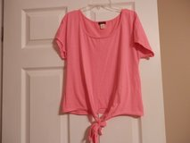 Fun Pink Summer Top in Fort Riley, Kansas