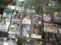 sport cards auto and others in Camp Lejeune, North Carolina