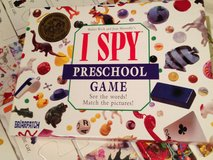 I Spy Preschool game in Stuttgart, GE