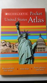 Scholastic Pocket United States ATLAS in Tacoma, Washington