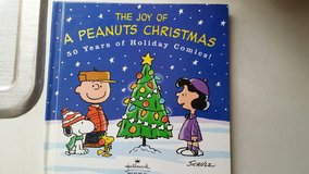 The Joy of A Peanuts Christmas 50 Years of Holiday Comics! by Schulz in Tacoma, Washington