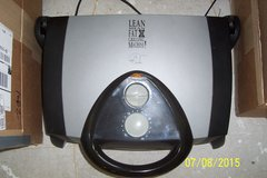 George Foreman Grill GR38SIL in Conroe, Texas