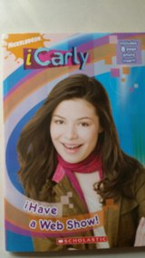 SCHOLASTIC:  i Carly - I have a web show! in Tacoma, Washington