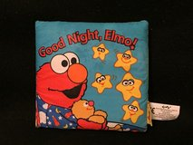 Good Night Elmo! (Interactive Cloth Book) Cloth book in Glendale Heights, Illinois