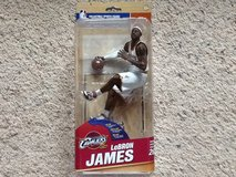 McFarlane NBA Series 26 Lebron James Figure in Camp Lejeune, North Carolina