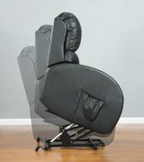 Top Grain Leather POWERLIFT recliner Chair - INCLUDES Setup & Delivery in Beaufort, South Carolina