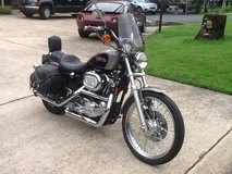 1996 Harley Davidson 1200 Sportster Custom w/ONLY 15,000 MILES! in Fort Leonard Wood, Missouri