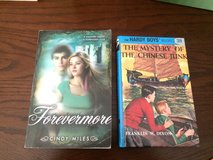 Various Books in Clarksville, Tennessee