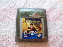 Harry Potter and the Chamber of Secrets Nintendo Game Boy Color Game in Camp Lejeune, North Carolina