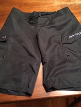 Quiksilver swimming trunks/board shorts size 31 in Bolingbrook, Illinois