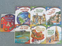 "Lot of 12 books, ""Ask me why?"" in Camp Lejeune, North Carolina"