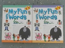 My Fun With Words Dictionary - 2 Volumes (A-K, L-Z) in Camp Lejeune, North Carolina