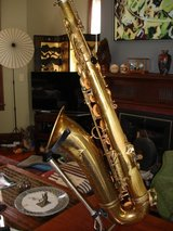 Selmer Mark VI Tenor Saxophone in Wilmington, North Carolina