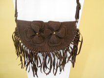 Ladies Fringe Cross Hand Bag in The Woodlands, Texas