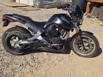 2008 Buell Blast 500cc motorcycle by Harley in Yucca Valley, California