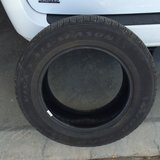 GOOD YEAR TIRE 235/60R 17 in Alamogordo, New Mexico