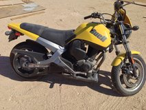 2009 Buell Blast 500cc motorcycle by Harley in Yucca Valley, California