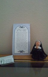 Sister Folk Praying Nun in Conroe, Texas