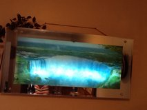 Moving Waterfall picture in Lockport, Illinois