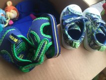Shoes size 3 samples size 2 like new in Camp Lejeune, North Carolina