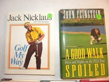 Golf Books - Like New in Glendale Heights, Illinois