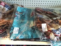 New Flag Horse Scarf in Fort Campbell, Kentucky