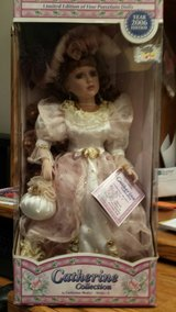 Catherine Collection Porcelain Doll Series - 4 in Sandwich, Illinois