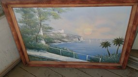 Laguna beach seascape beach front paint in in Lake Elsinore, California