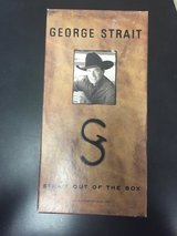 George Strait: Strait Out Of The Box CD Set in Houston, Texas