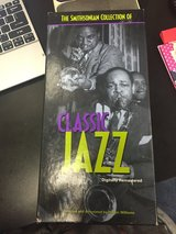 The Smithsonian Collection of Classic Jazz CD Set in Houston, Texas