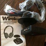 recoton wireless headphones w500 in Aurora, Illinois