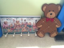 Baby's room decoration in Naperville, Illinois
