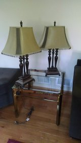 Set of two table lamps in Sugar Grove, Illinois