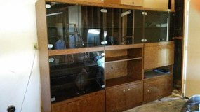 Sectional Wall Unit, 3 Separate Units in Oceanside, California